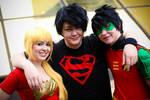 Teen Titans: Comrades