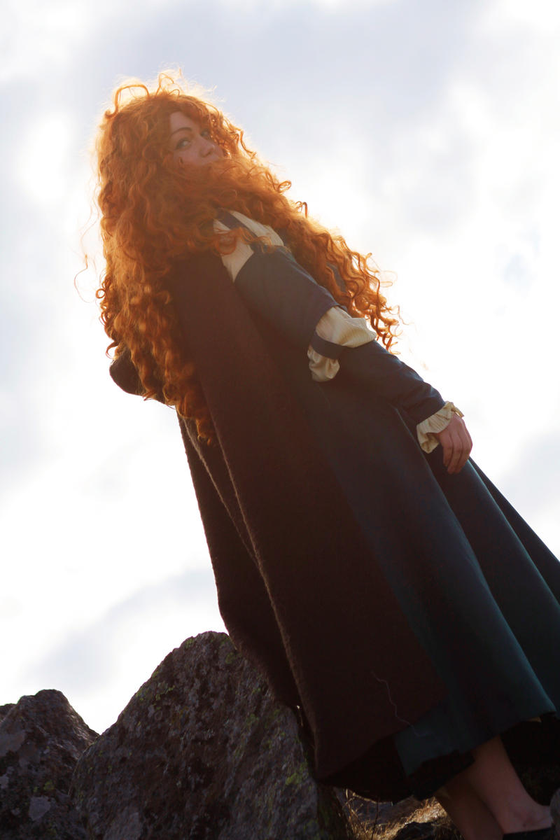 Merida: If you had the chance to change your fate by Valdrein