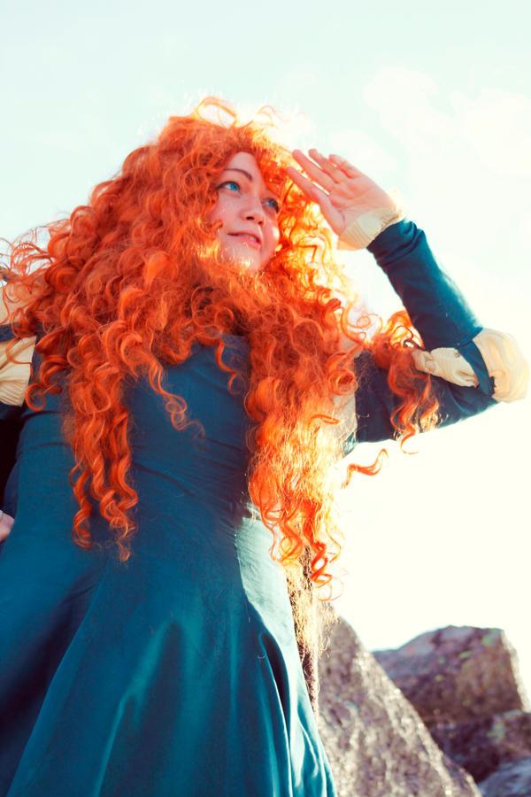 Merida: Copper Dreams by Valdrein