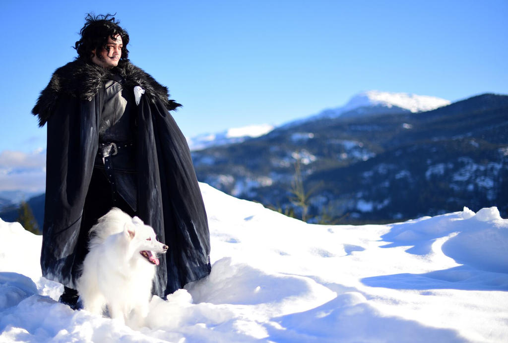 Jon Snow: Beyond the Wall by Valdrein