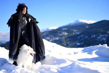 Jon Snow: Beyond the Wall