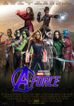 A-Force Poster