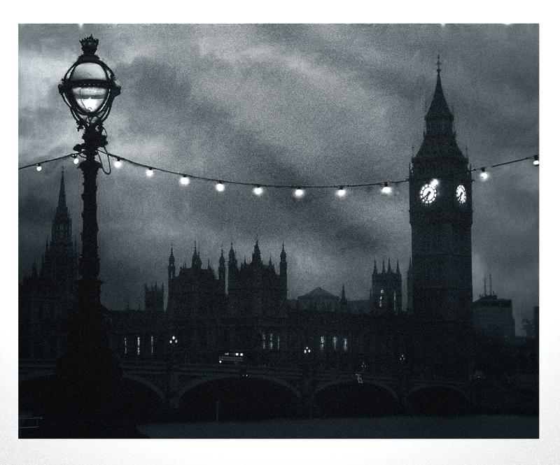 Big Ben At Night by fineartbyandrewdavid