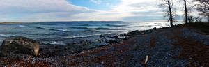 Lake Ontario - Sandbanks Provincial Park