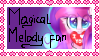 .: Stamps :. Magical Melody Fan by Mlp-Magical-Melody