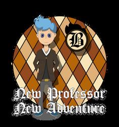 Professor Benstar (Professor Layton) by BenstarDeviant