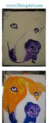 Eric Progression by dawgart