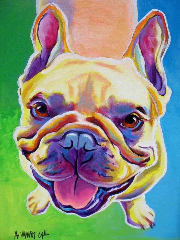 Ernest by dawgart