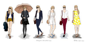 Taylor Swift Outfits 2012