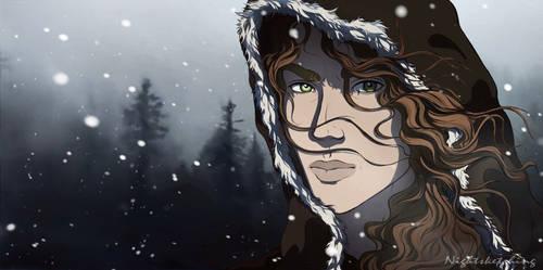 Leonara in Winter