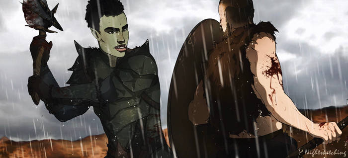 Orc vs Bandit