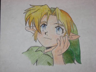 Link by animeluv232