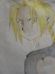 Edward Elric :D by animeluv232