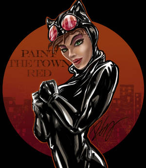Catwoman 0614