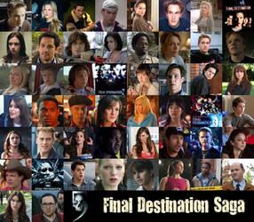 Final Destination Saga by FlakyShy