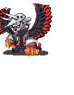 nightmare of steel-Pokemon sprite by matrixly