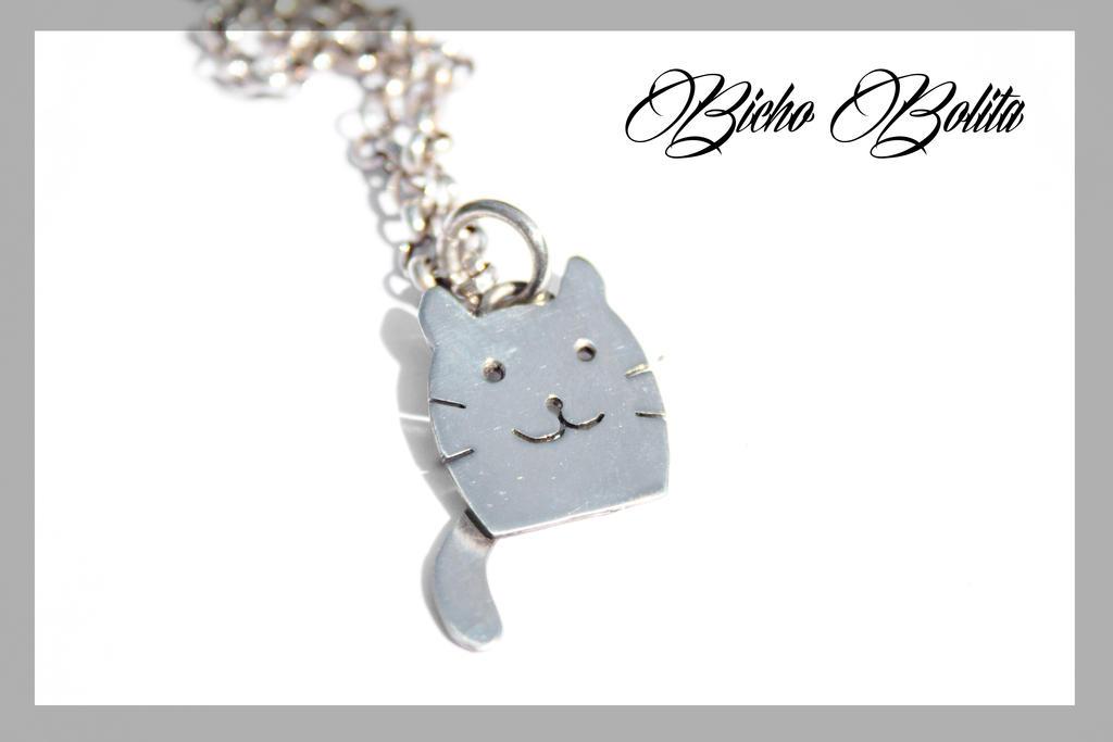 Tiny kitten pendant II by BichoBolita