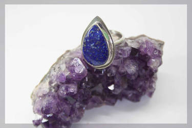 Lapis Lazuli ring by BichoBolita