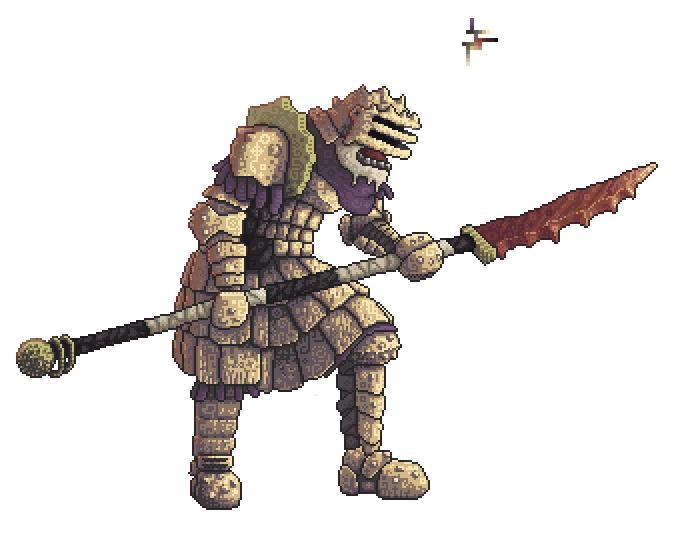 Pixelguardian by CaesarsSalad