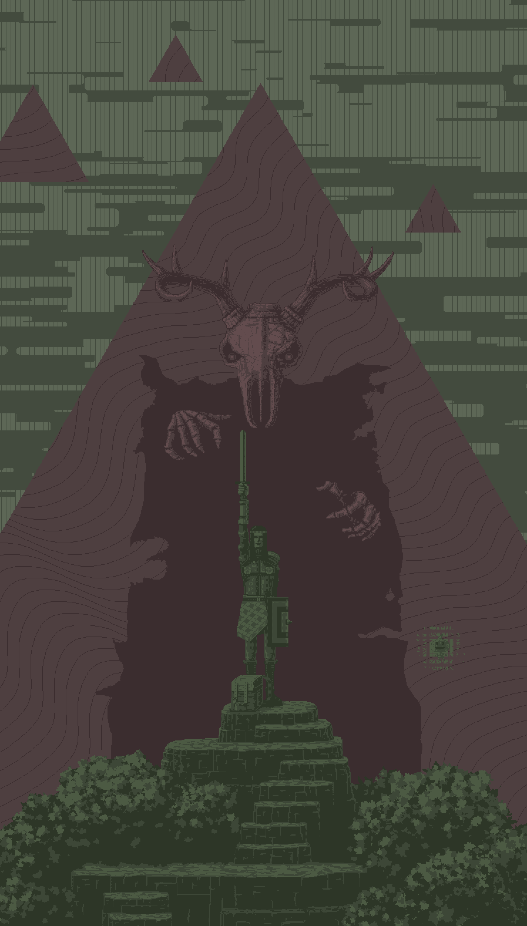 Unknowable Geometry by CaesarsSalad