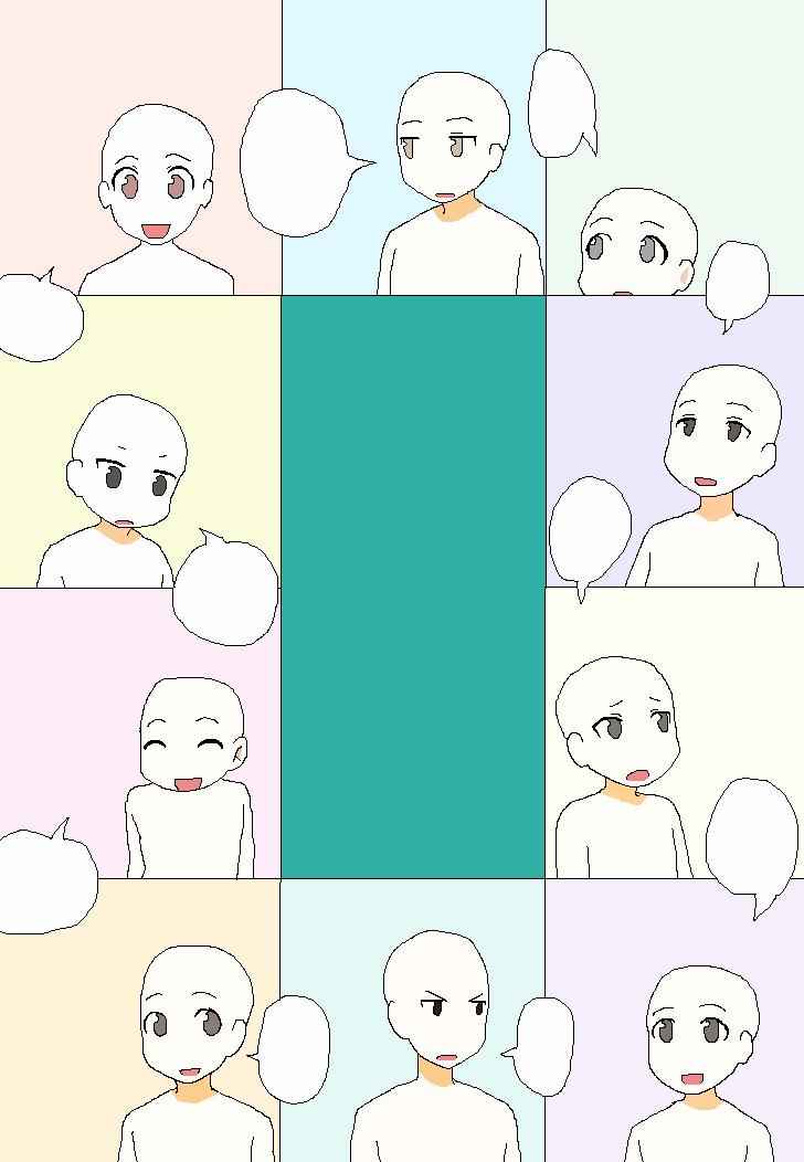 Anime Group Base