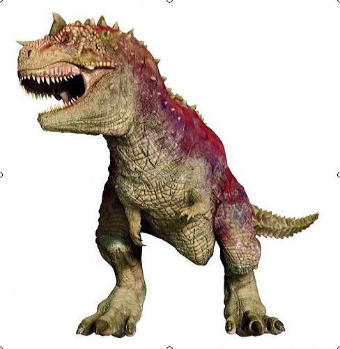 Dinosaur 2000 Carnotaur By Dracotyrannus On Deviantart