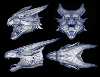 Reign of Fire - Dragon Bull by DracoTyrannus