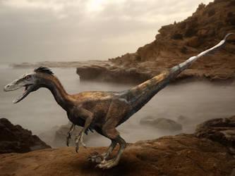 Nykoraptor by DracoTyrannus