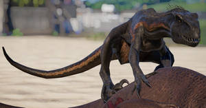 Indoraptor   Jurassic World Evolution