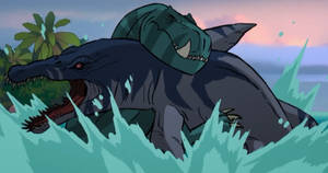 Primal: Fang and Pliosaur #4