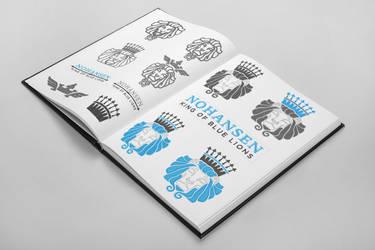 Nohansen Logo Concepts