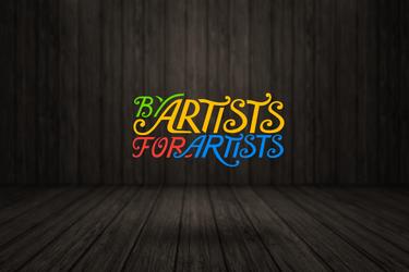 By Artist For Artist Logo