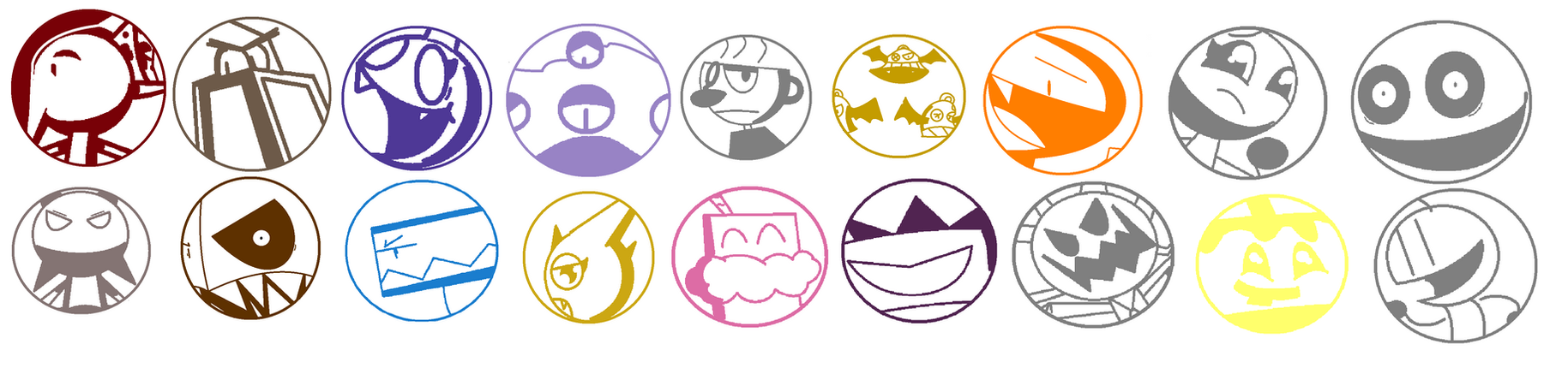 Dream friend icons ChampionShip by AarenAnimations