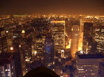 New York Nightscape by VanRoy13
