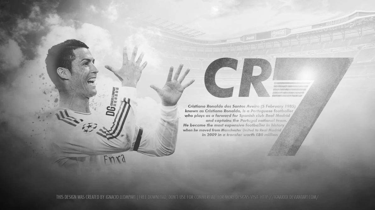 Cristiano Ronaldo Cr Wallpaper By Ignaxxx