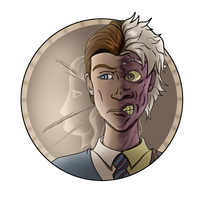 Two Face by TheJenjineer