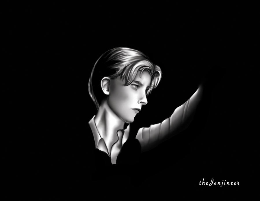 Thin White Duke by TheJenjineer