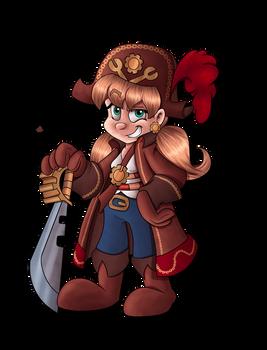Pirate Gidget