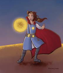 Belle the Avenger