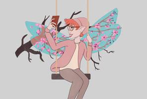 Selfie Worthy Fairy Wings