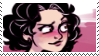 Veronica Sawyer Stamp by Bytesdoodles
