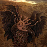BLACKDEATH Phobos cd cover by PolarMaya