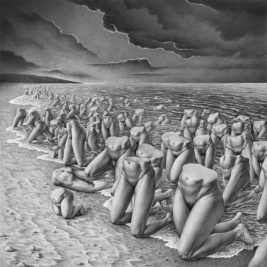 Nuclear Cthulhu Desecration by PolarMaya