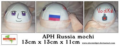 APH Russia mochi by Ubermidget