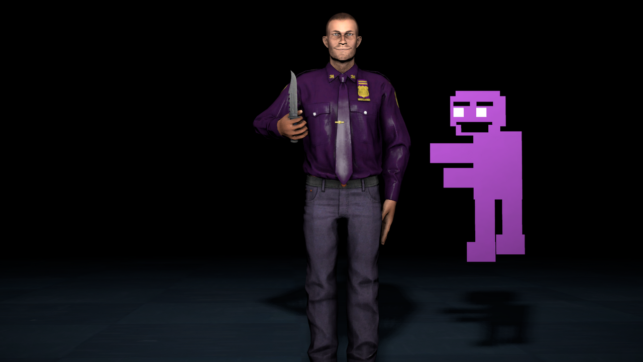 FNAF Profile 10 Purple Guy By Xboxking37 On DeviantArt