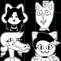 .:FREE Undertale Icons:. by Riaburr