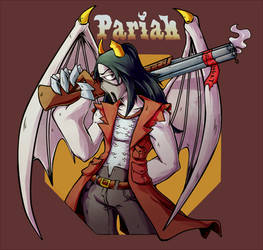 Pariah - Commission