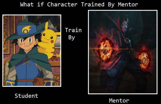 What if Ash Ketchum was trained by the SS?