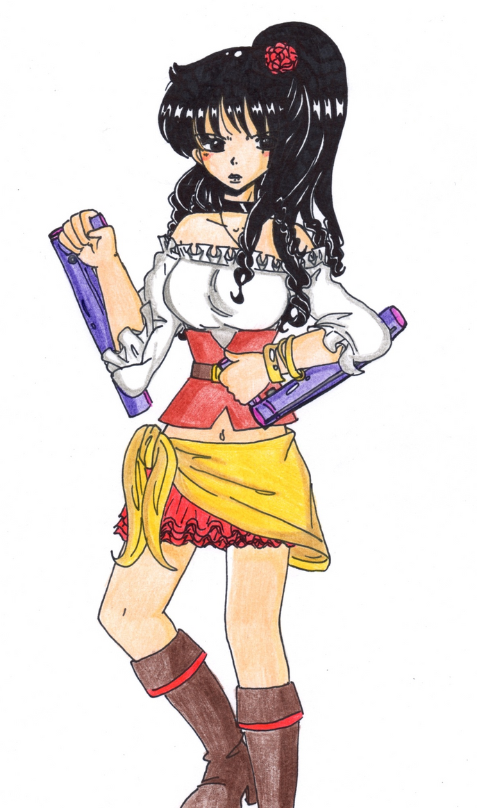 Belle Movie Z by Valy-Chan