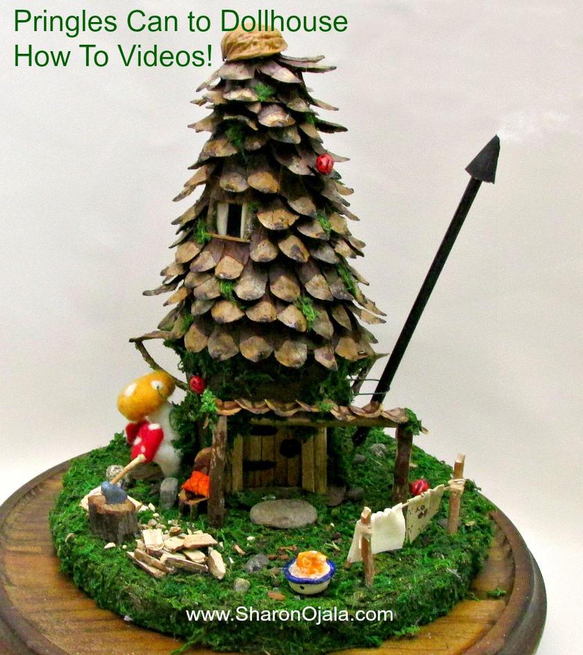 Build A Fairy House by sojala